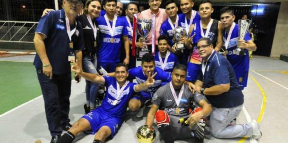 El Siglo ganó Media Cupde Futsal