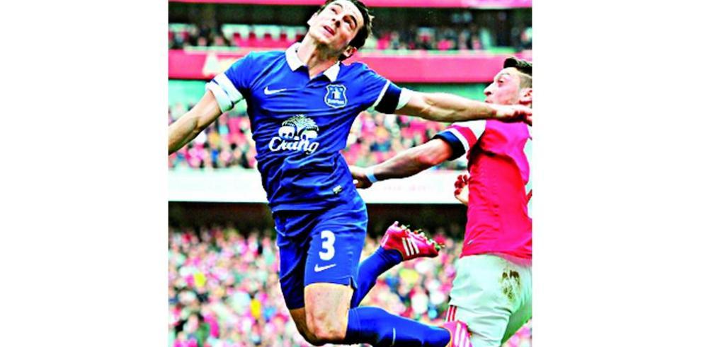 El Everton gana y entra a los cuartos de finales