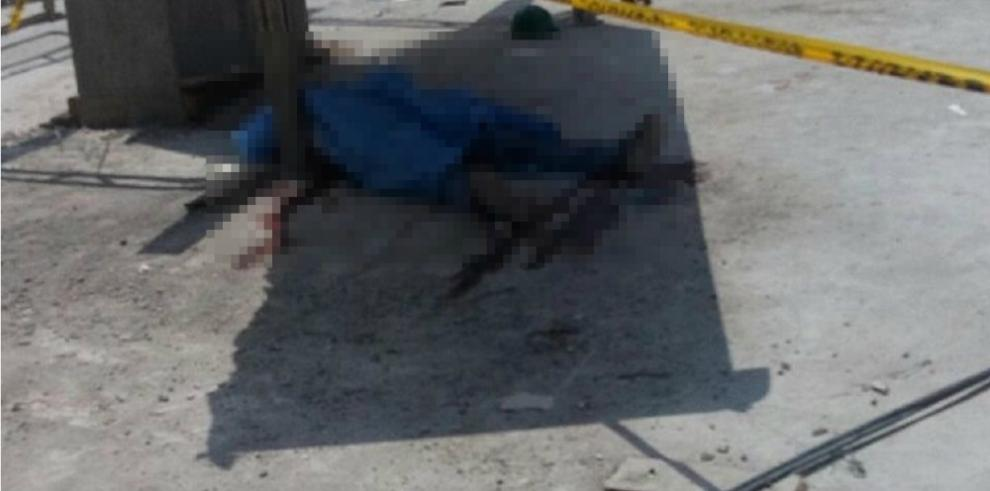 Muere en accidente trabajador de la construcción