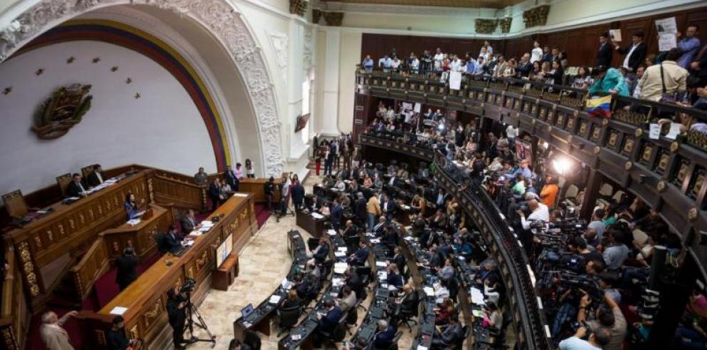 Parlamento venezolano aprueba Ley de Amnistía a favor de políticos presos