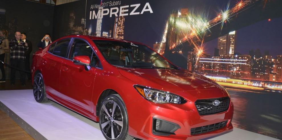 Subaru presenta el nuevo Impreza