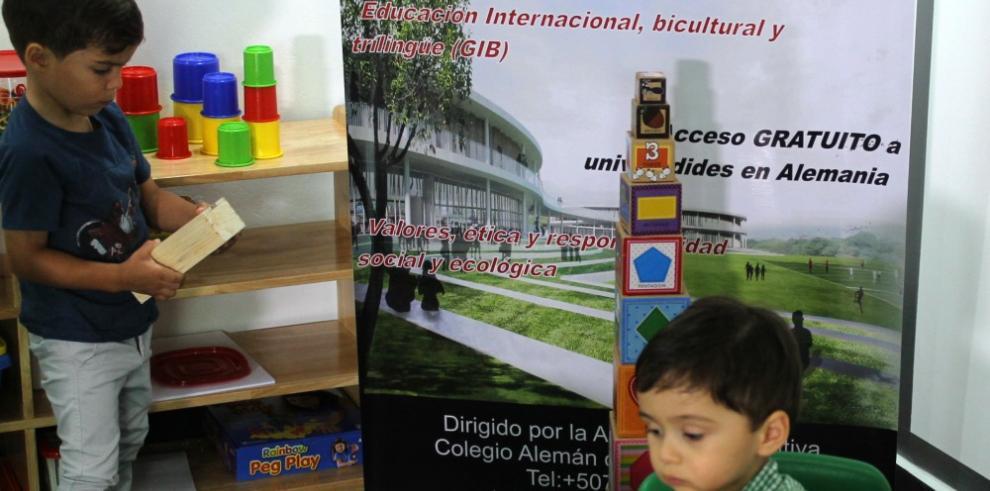 Primera escuela alemana en Panamá abrirá en agosto