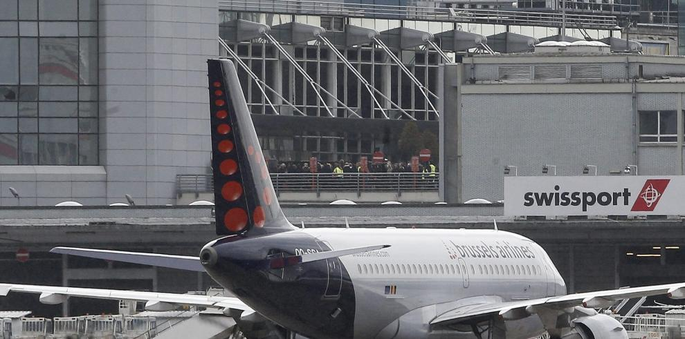 Aeropuerto de Bruselas seguirá cerrado