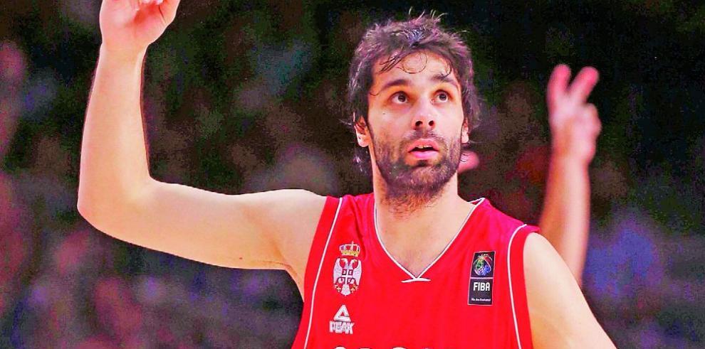 Serbia avanza hacia Río