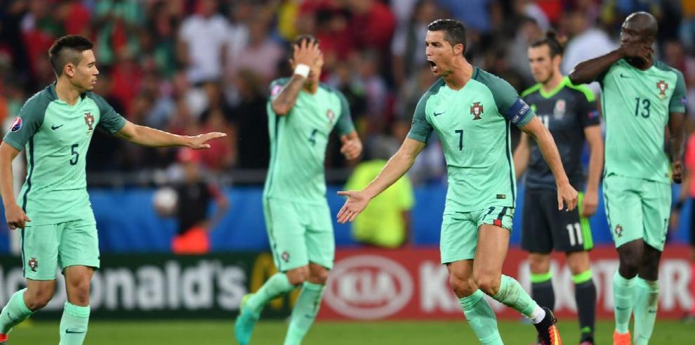 Portugal y Francia por la gloria de Europa