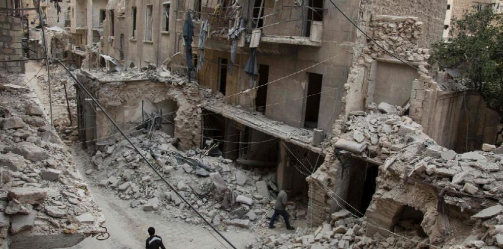 Combates en Alepo merman la vía diplomática