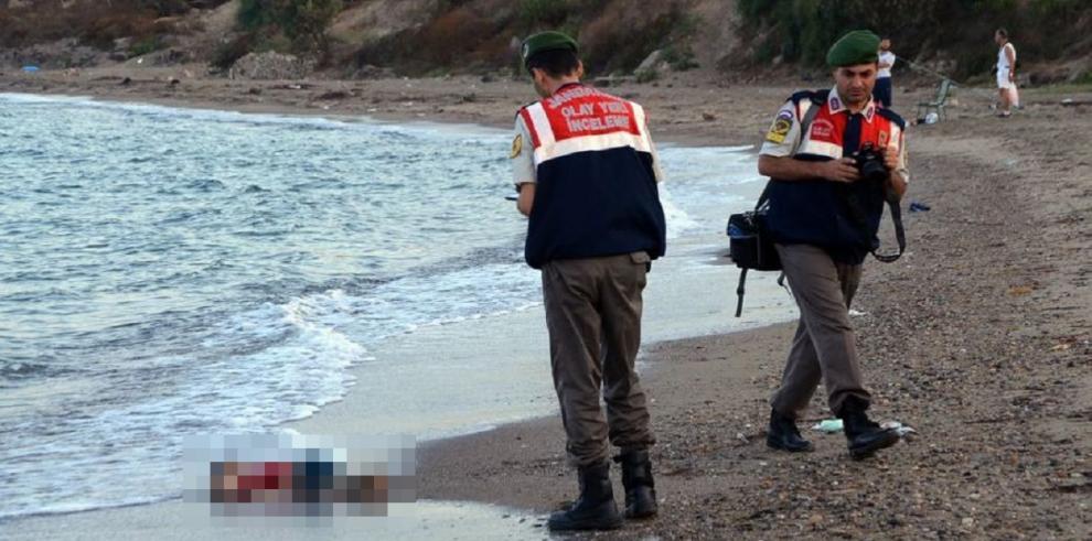 Turquía condena a dos traficantes en caso del niño sirio Aylan Kurdi