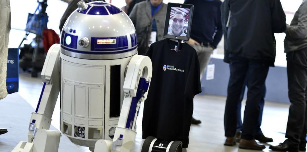 Muere en Malta Tony Dyson, creador de R2-D2 de la saga