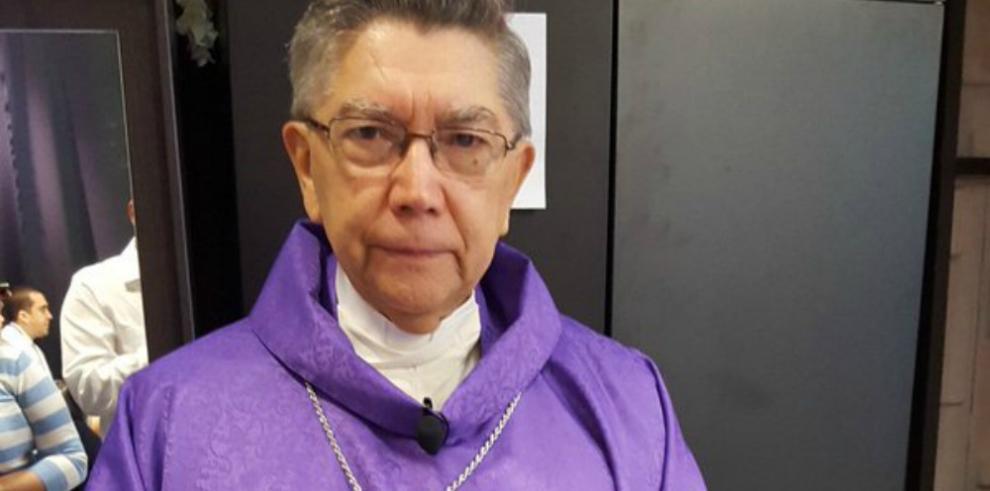 Arzobispo de Maracaibo,Ubaldo Santana Sequera de visita en Panamá