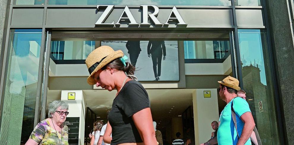 Zara inaugura tienda ecoeficiente