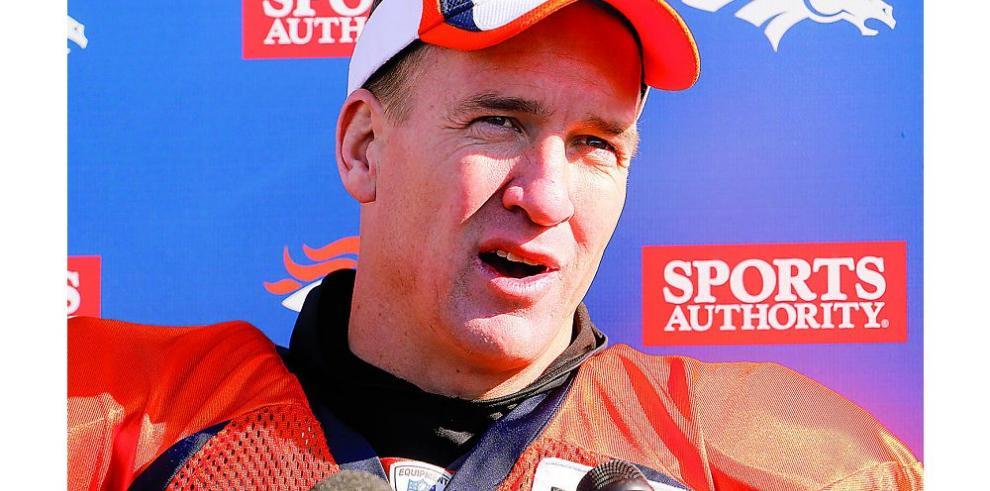 Peyton Manning estudia qué hará para la próxima temporada en la NFL