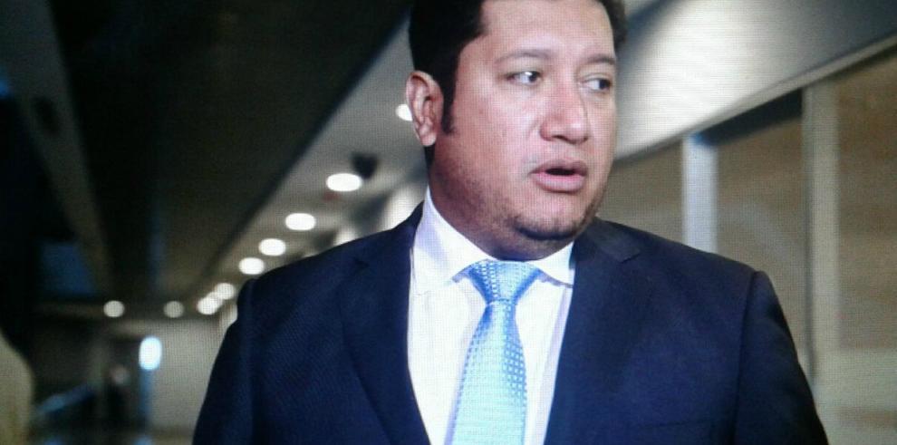 Diputado Arrocha a la espera que le remitan denuncia contra magistrado