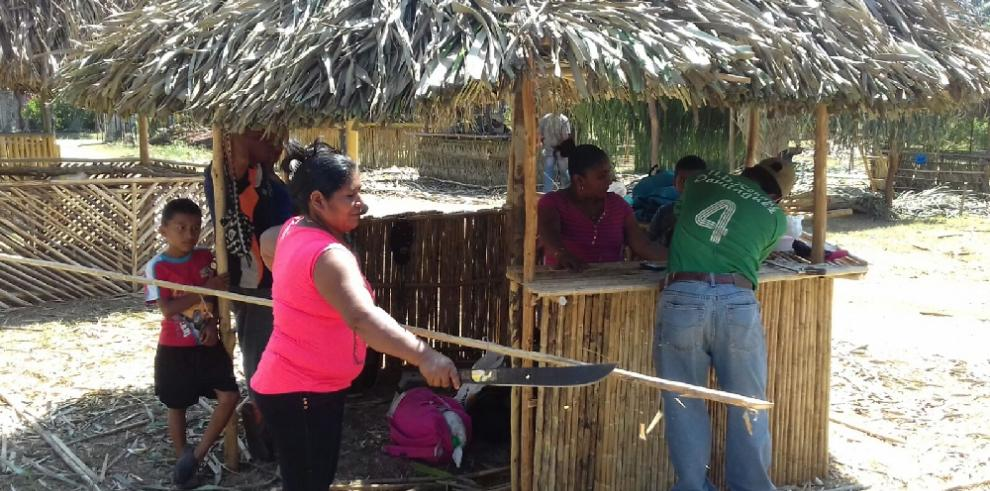 Coclesanos preparan Feria de la Naranja