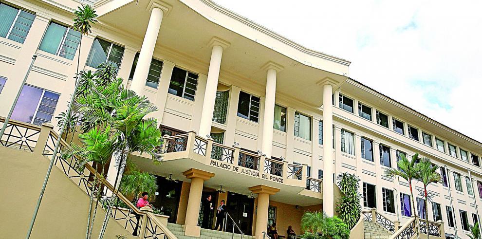 CSJ destaca que magistrados despachan los expedientes a salas y pleno