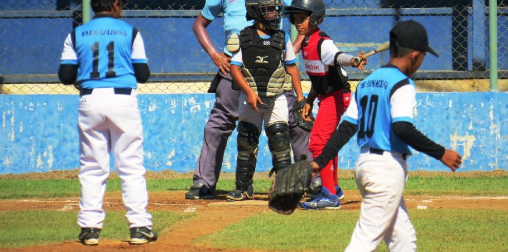 Torneo pre-infantil Williams Sport se juega en Chiriquí