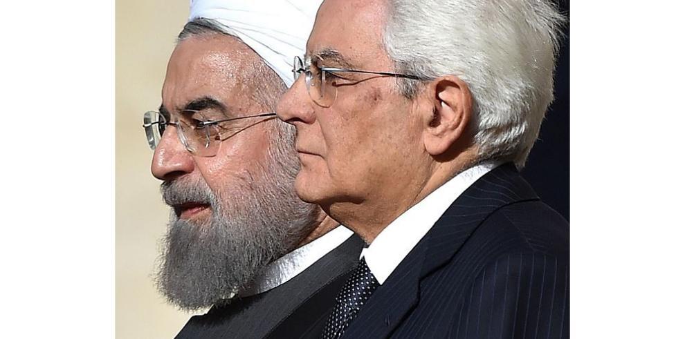 """Rohaní pide combatir el terrorismo sin """"ambigüedades"""""""
