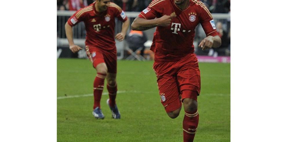Boateng confía en estar bien para jugar la Eurocopa