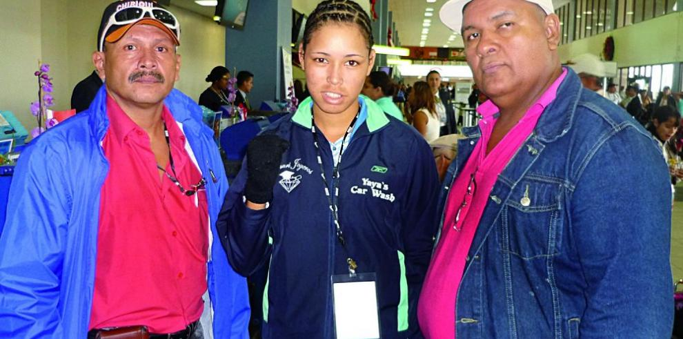 Premiación a los grandes en la provincia de Chiriquí