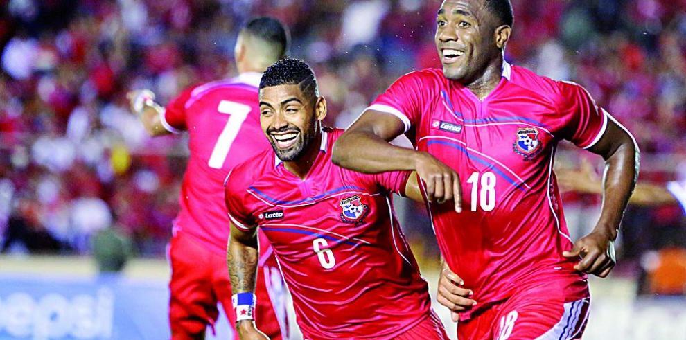 Panamá en el bombo 3 de Copa América Centenario