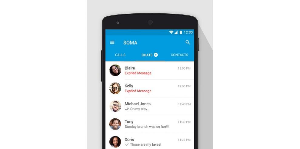 SOMA, la aplicación que podría reemplazar a WhatsApp