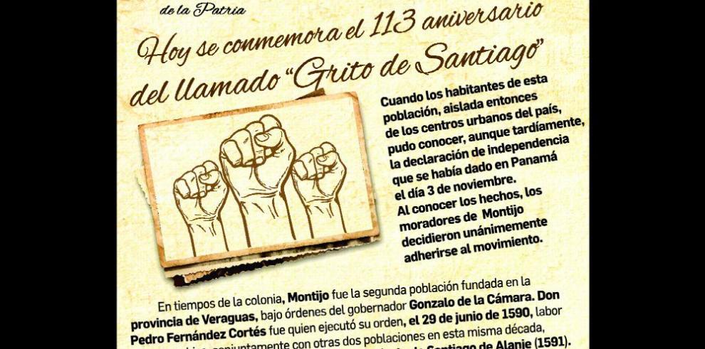 Grito de independencia de Montijo