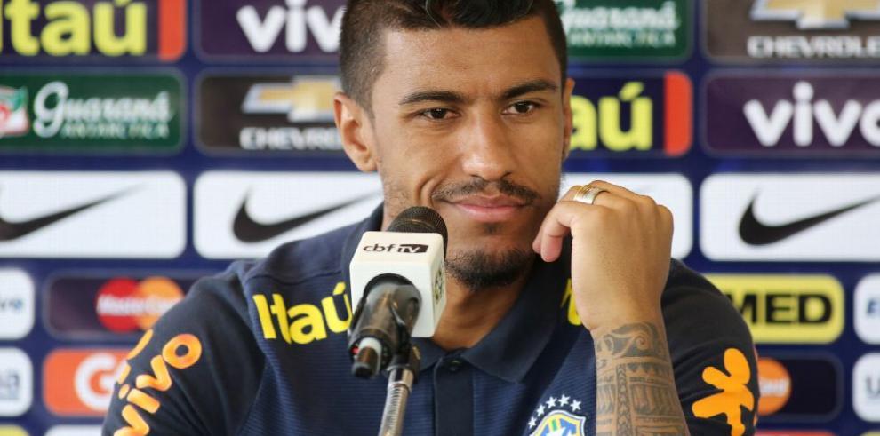 Paulinho dice que Brasil quiere terminar de líder