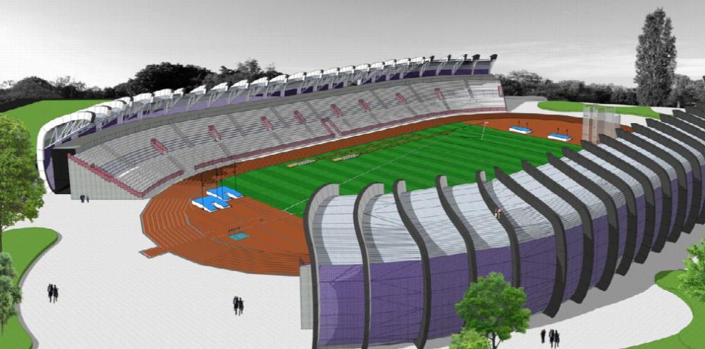 Comité Olímpico presenta coliseos para Juegos de 2022