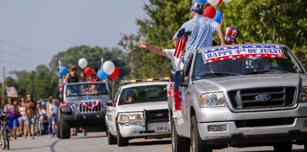 Así celebraron el 4 de julio en Estados Unidos