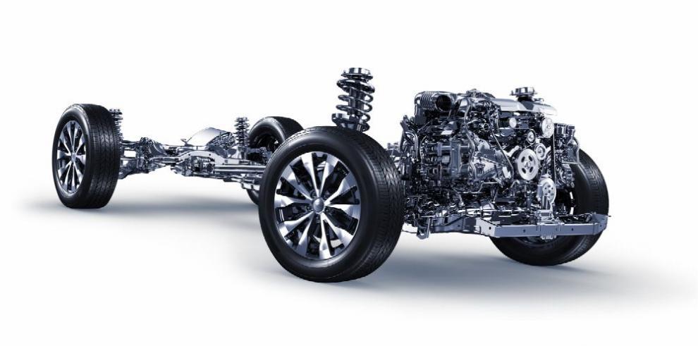 Subaru celebra 50 años de desarrollo de su motor 'Boxer'