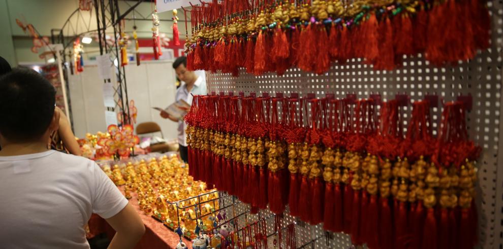 Empiezan las festividades del Año Nuevo Chino en Atlapa
