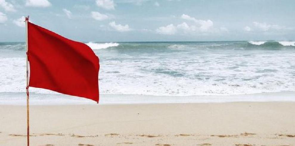 Sinaproc anuncia fuertes oleajes y ráfagas de vientos