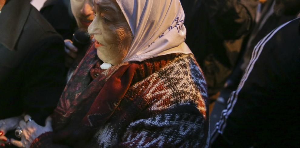 Titular de Madres de Plaza de Mayo falta a cita judicial