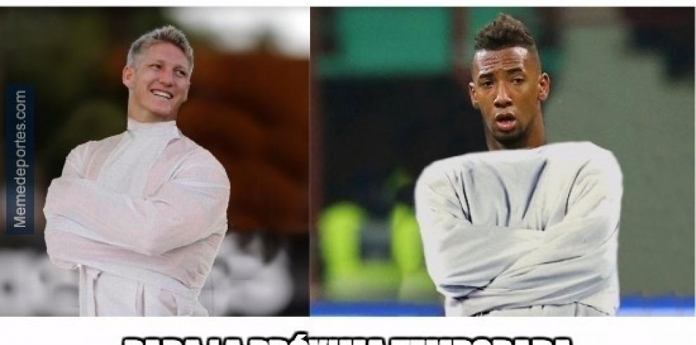 Memes tras la eliminación de Alemania de la Eurocopa