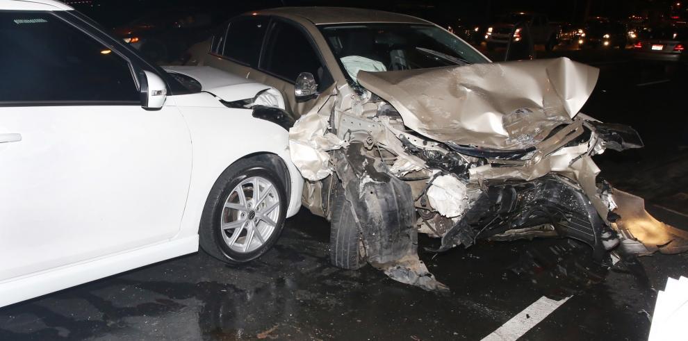 Aumentan accidentes de tránsito en el 2016, se contabilizan 16,775