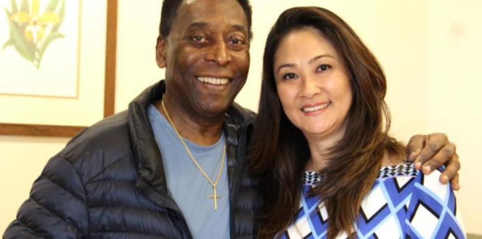 Pelé se casará por tercera vez a los 75 años