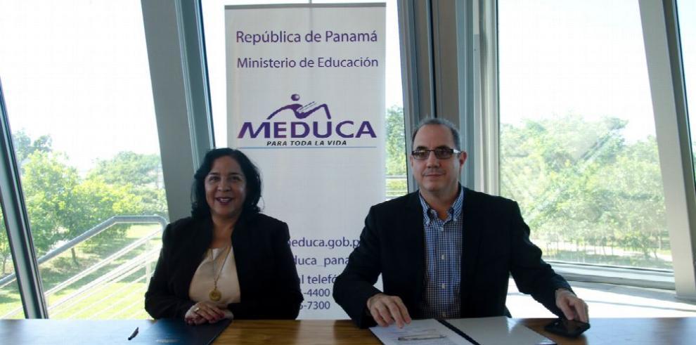 Alianza educativa del Meduca y Biomuseo