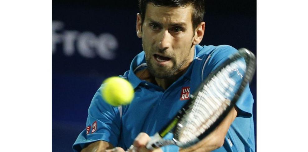 Djokovic anula a Jaziri y se las verá con López