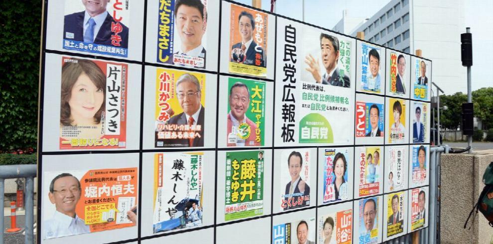 PLD retiene mayoría parlamentaria en Japón