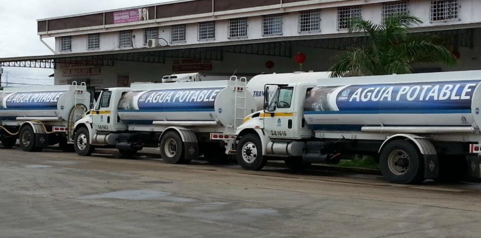 Residentes de Antón estarán sin agua los días 12 y 13 de julio