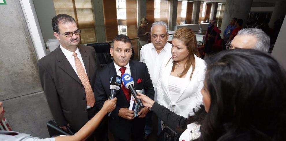 Defensa de Martinelli expuso sus casos ante la CIDH