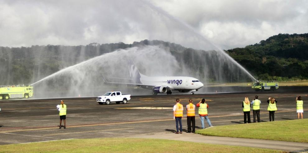 Wingo aerolínea de bajo costo llega a Panamá