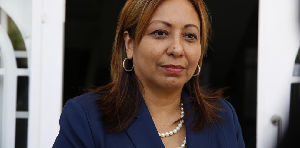 La funcionaria designada por Varela que no ha podido ejercer su cargo