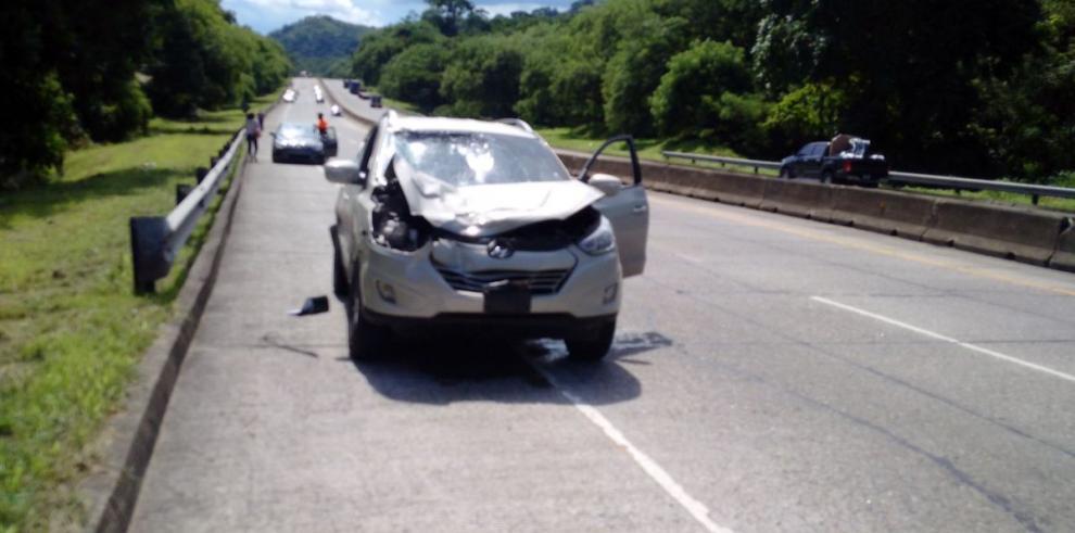 Muere subteniente de la Policía arrollado en el Corredor Norte
