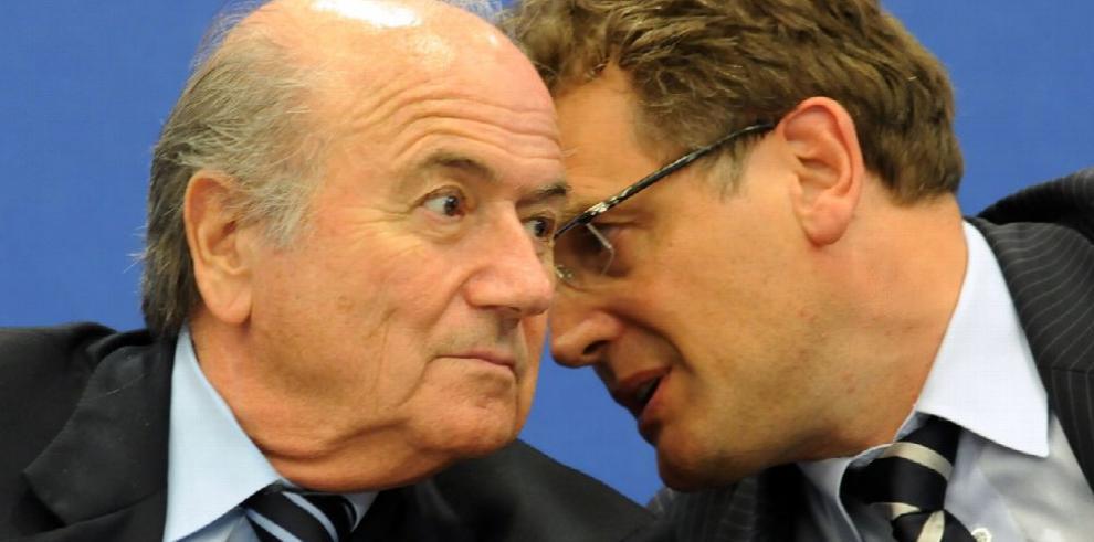 La FIFA desnuda a Joseph Blatter