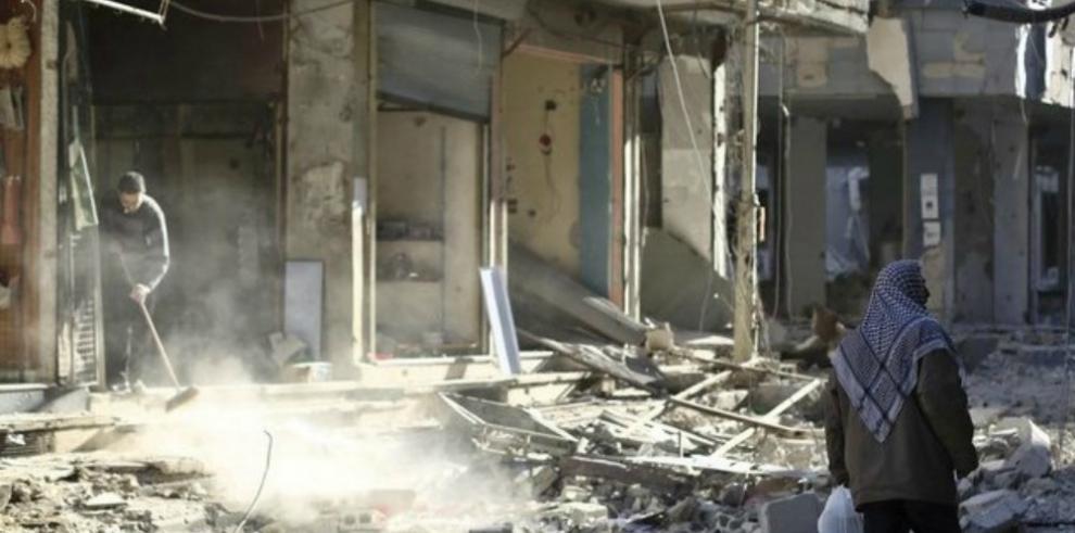 Ejército sirio entra en al-Raqqa, capital de facto del EI