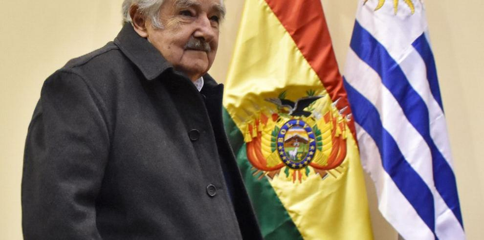 Mujica critica el sistema capitalista y el consumismo