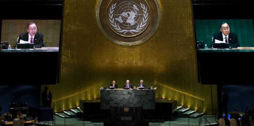 Refugiados reciben apoyo mundial, pero no compromisos