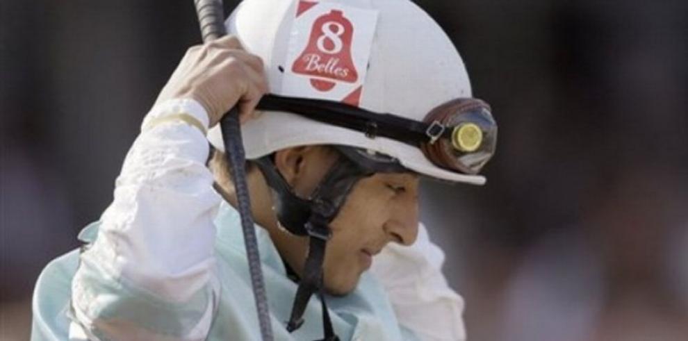Fustas criollos destacan en Parx Racing