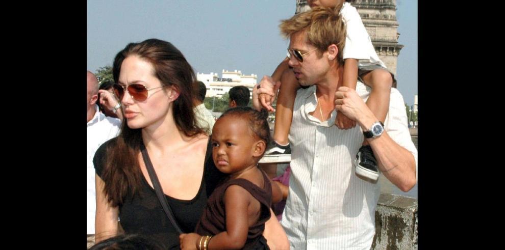 Brad Pitt confirma con tristezaruptura con Angelina Jolie