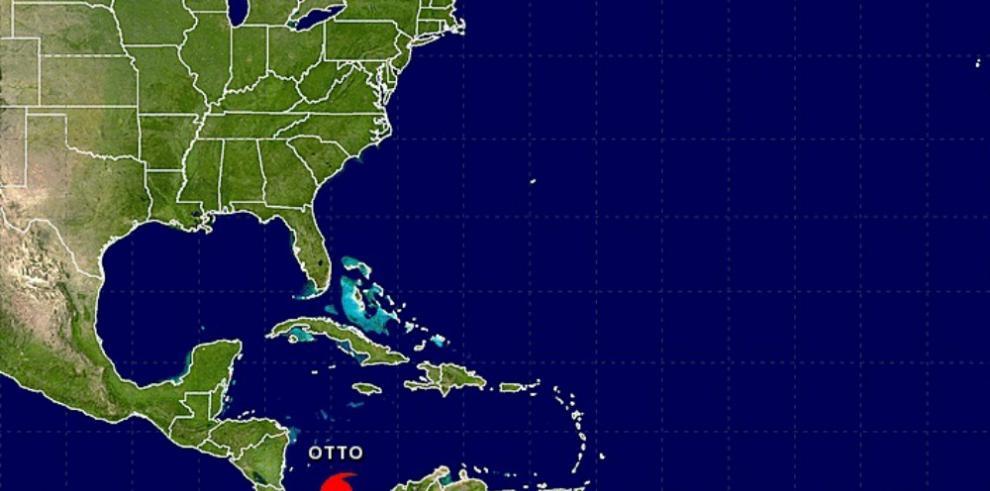 Tormenta Otto se convierte en el séptimo huracán del Atlántico